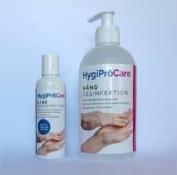 Håndsprit - hånddesinfektion